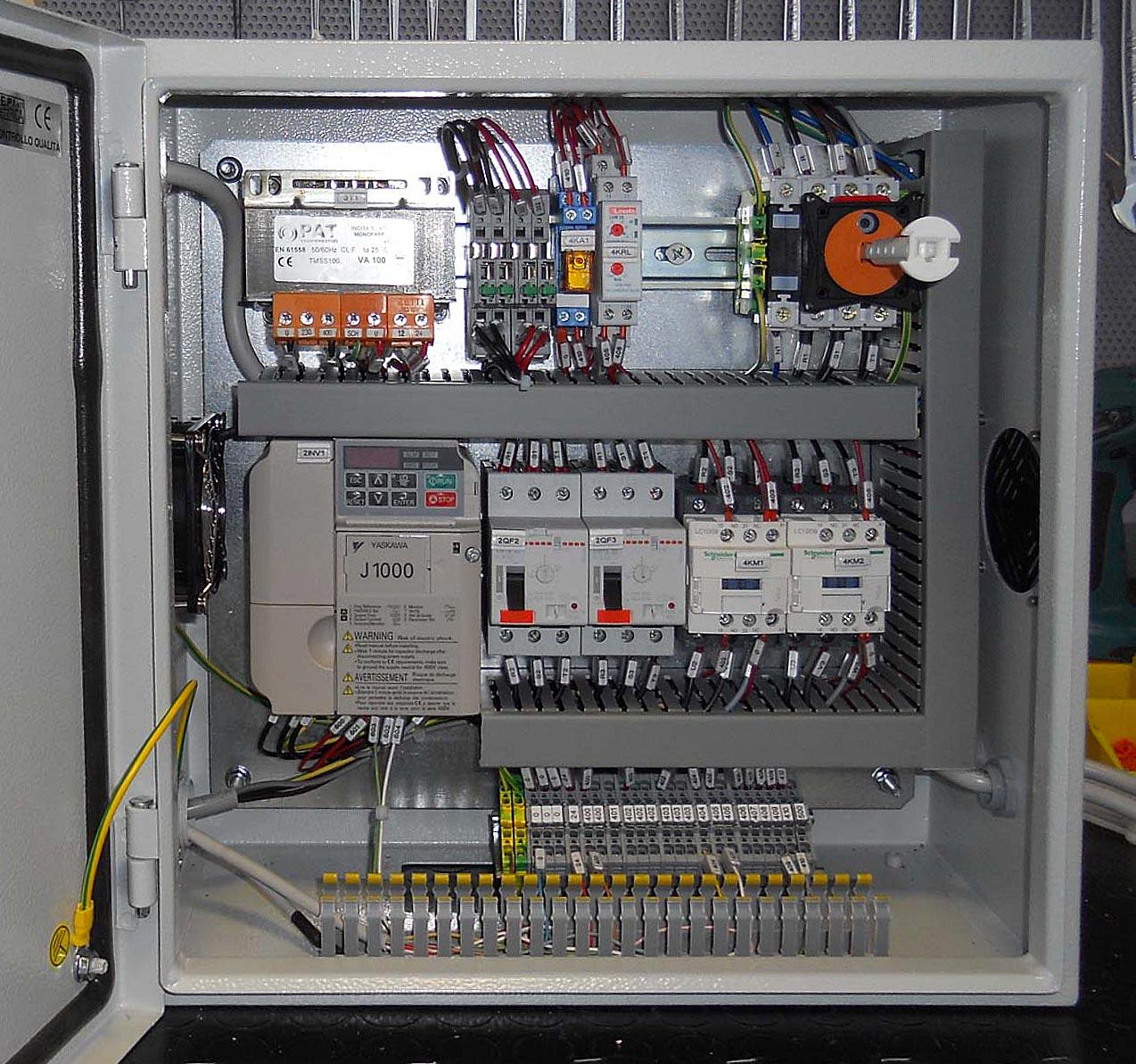 Schemi Elettrici Quadri : Elektrik horse quadri elettrici
